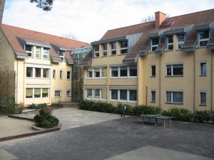 SANCTA MARIA Berlin - Schutzengelhaus